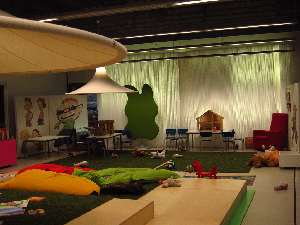 Sello Library, Espoo - Kids Area