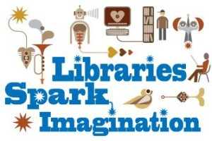 Libraries Spark Imagination