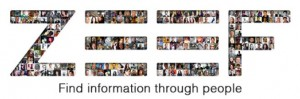 zeef: find information through people