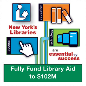 Libraries are essential