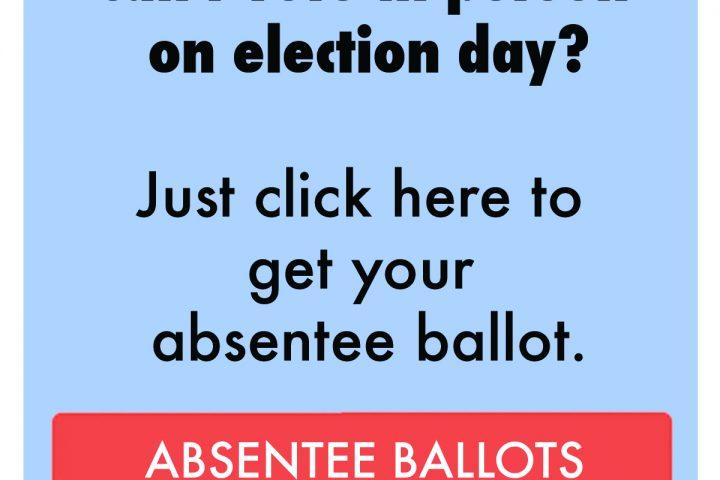 absentee ballot information